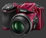 Nikon-Coolpix-L830-rood